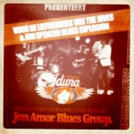 Jon Amor Blues Group Live at Iduna, Dracthen Poster 2011