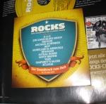 Jon Amor Blues Group ROCKS Magazine Cover CD 2011